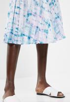 Superbalist - Printed pleated skirt - multi