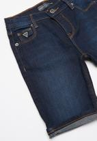 GUESS - Guess teens shorts - blue