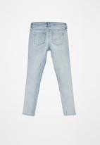 GUESS - Teens skinny jeans - blue