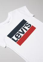 Levi's® - Levi sportswear logo tee-w