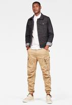 G-Star RAW - Roxic straight tapered pants - sahara