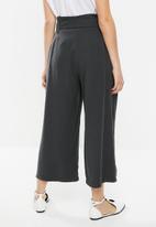 Superbalist - Wide leg culottes - grey