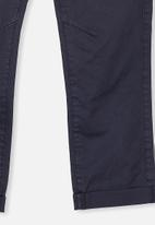 Cotton On - Roller chino - navy