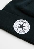 Converse - Converse watch beanie - black