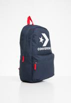 Converse - Can word mark daypack - navy