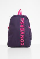 Converse - Speed 2 backpack  - purple & pink
