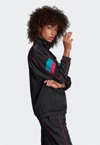 adidas Originals - Tech track top - black