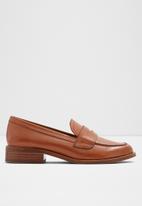 ALDO - Lovayven loafer - brown