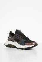 Steve Madden - Ajax sneaker - black