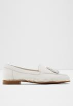 ALDO - Kedeliri loafer - white