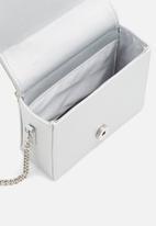 ALDO - Atla bag - silver