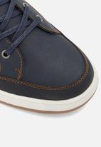 Call It Spring - Bradley casual lace up - navy