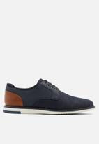 Call It Spring - Kronos round toe lace-up - navy