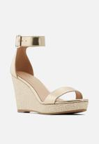 Call It Spring - Josset heel - champagne