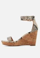 Call It Spring - Josset heel - black/ white
