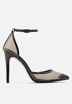 Call It Spring - Bisous heel - black