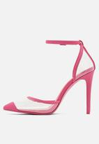 Call It Spring - Bisous heel - pink