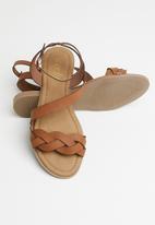 edit - Eve sandal - tan