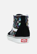 Vans - Vans ua sk8-hi - (iridescent check) black/true white