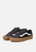 Vans - Vans ua style 36 - (gum) obsidian/black