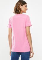 edit - 2 Pack V-neck tees - grey & pink