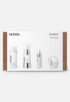 SKOON. - The basic four - normal