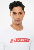 Dickies - Dickies houstin T-shirt - white