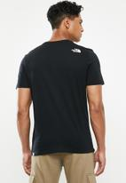 The North Face - Never stop exploring tee - black