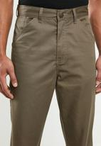 Lee  - Boss of the road acutane jeans - khaki
