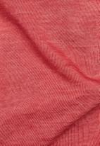 G-Star RAW - Muon pocket T-shirt - red