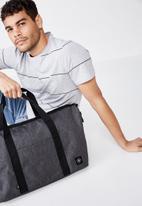 LOST - Transit duffle bag - charcoal