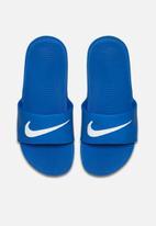 Nike - Kawa slide - blue