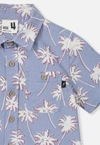 Cotton On - Tj short sleeve shirt - multi
