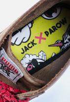 PUMA - Terrae mid Jack Parow - pecan brown