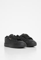 SOVIET - Issey low cut casual lace ups - black