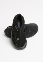 SOVIET - I rambo neoprene sandal - black