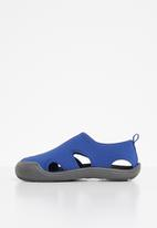 SOVIET - K rambo neoprene sandal - grey & blue