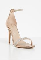 ALDO - Aroclya heel - rose gold
