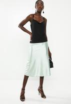 Vero Moda - Sandy strappy cami - black