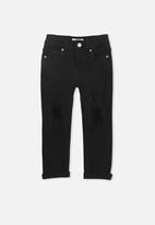 Cotton On - Indie slouch jean - black