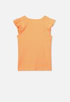 Cotton On - Kaia tank - orange