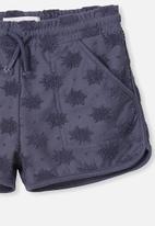Cotton On - Nina knit short - navy