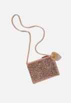 Cotton On - Ashley party bag - rose gold