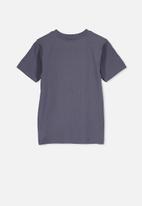 Cotton On - Co-lab short sleeve tee - navy