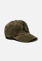 Cotton On - Licensed baseball cap - khaki