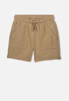 Cotton On - Henry slouch short - beige