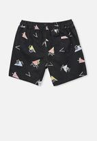 Cotton On - Volly short - black