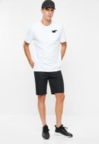 "Hurley - One and only stretch chino 21"" shorts - black"