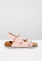 Cotton On - Theo sandal - pink