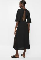 Superbalist - Kaftan dress - black
